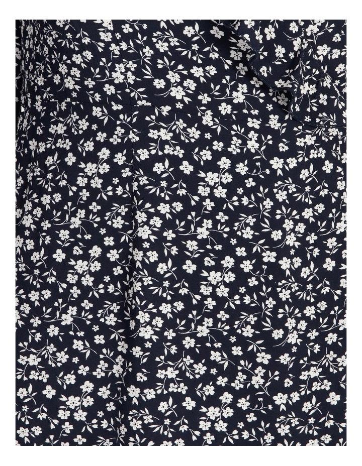 Carly Wrap Short Dress image 5