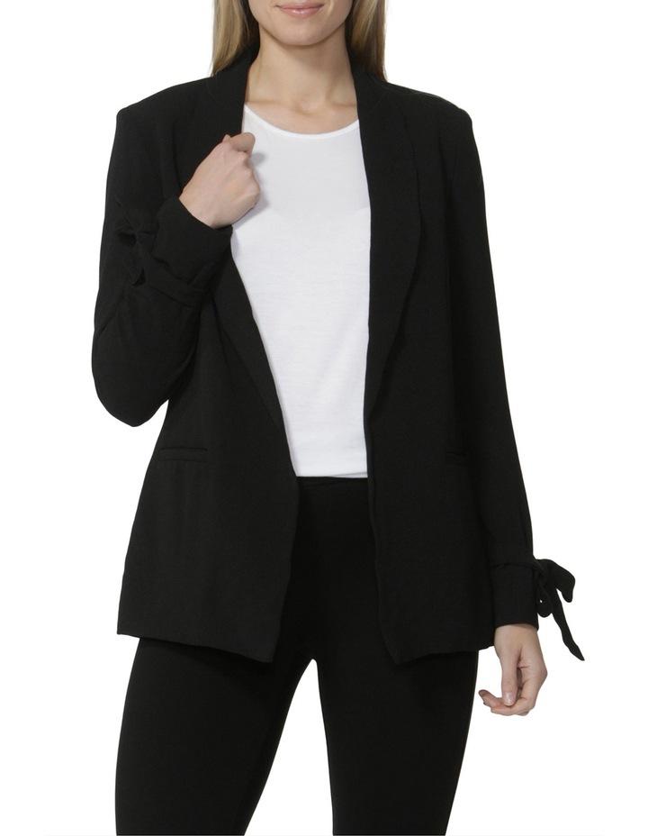 Jed Tie Sleeve Longline Blazer image 1