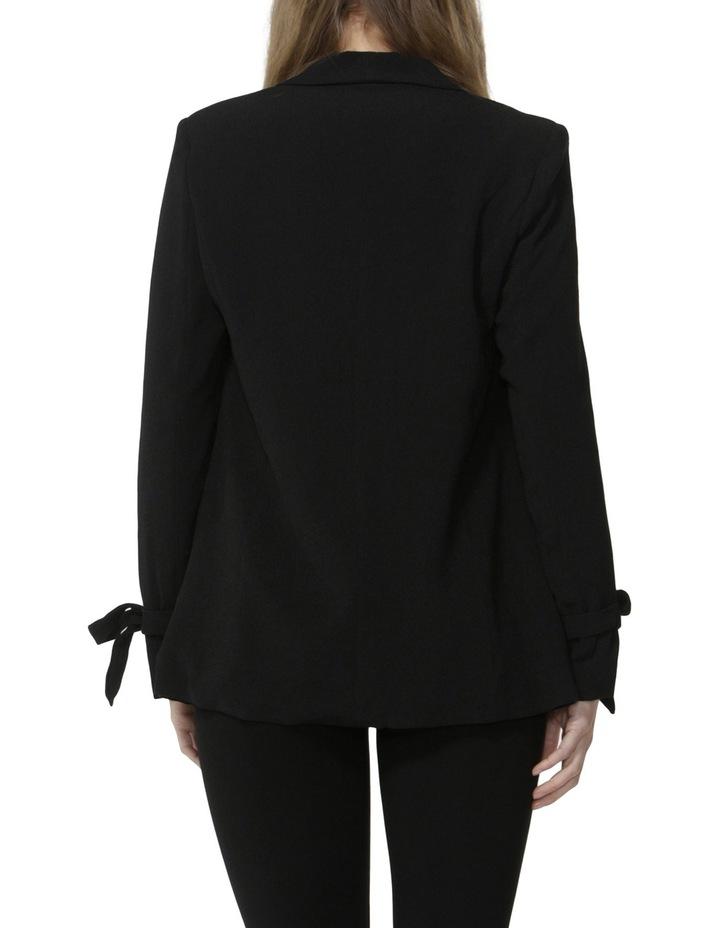 Jed Tie Sleeve Longline Blazer image 2