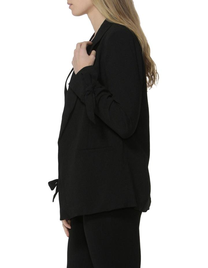 Jed Tie Sleeve Longline Blazer image 3