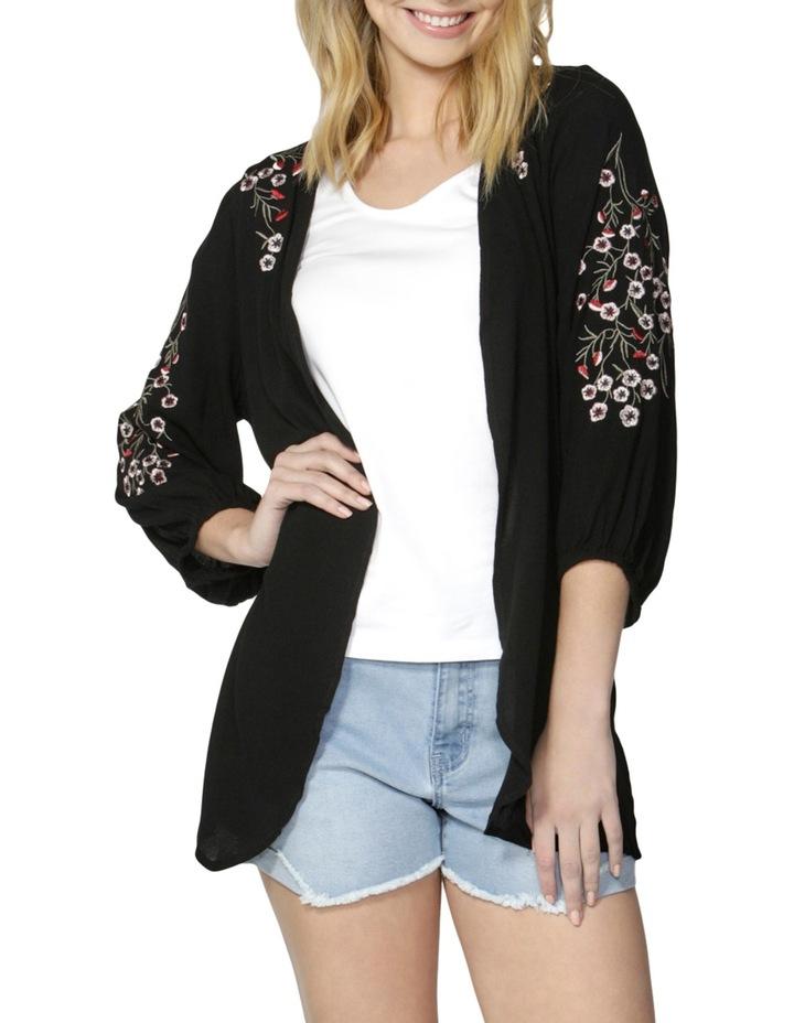 Noa Floral Kimono Jacket image 1