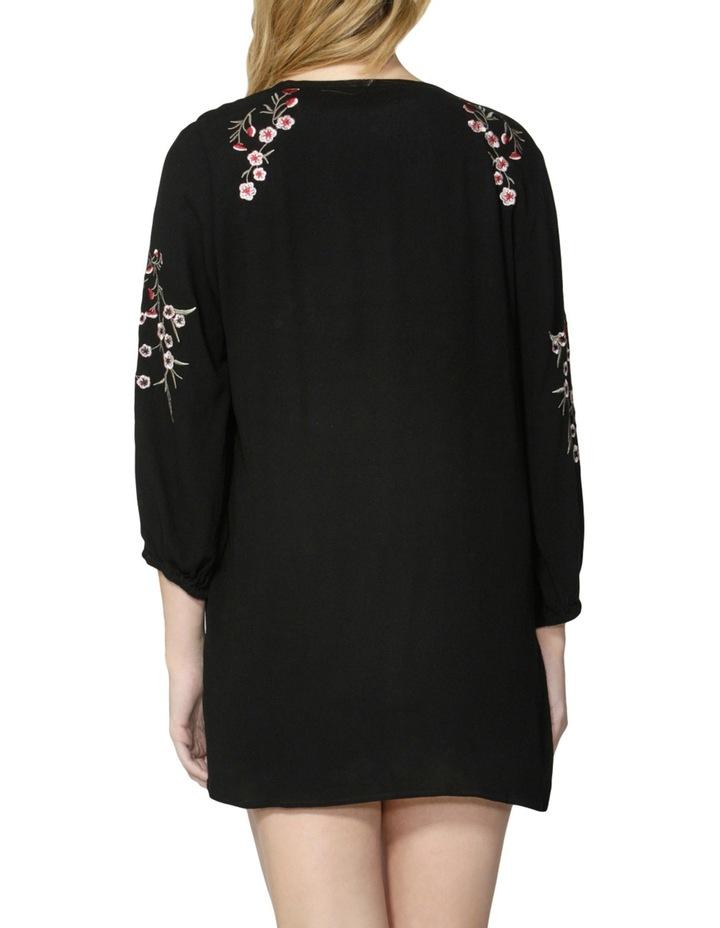 Noa Floral Kimono Jacket image 2
