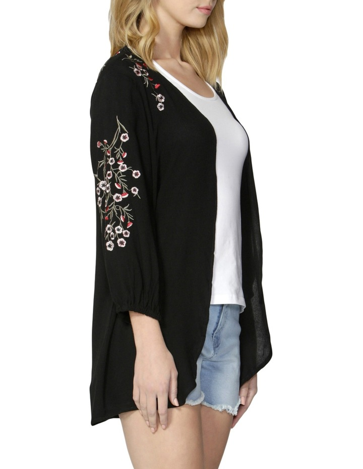 Noa Floral Kimono Jacket image 3