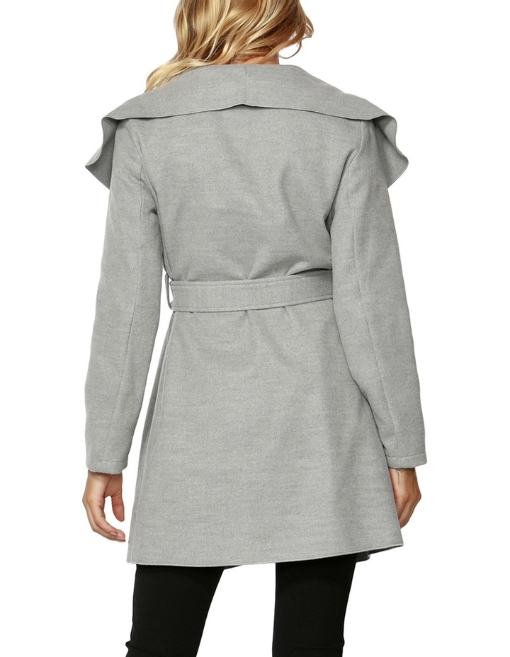 Celina Wide Collar Coat image 2