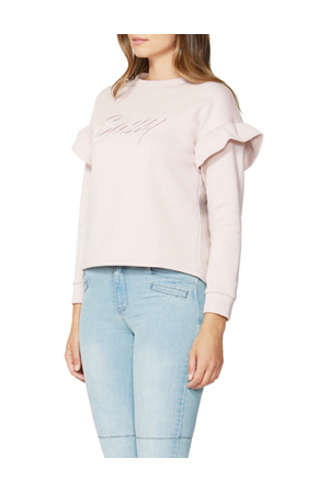 Sass - Sassy Frill Sweater