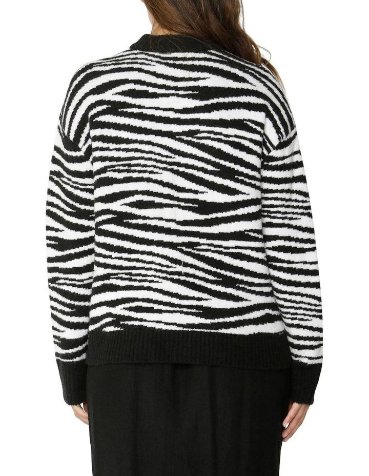 Zebra Crossing Jumper image 3