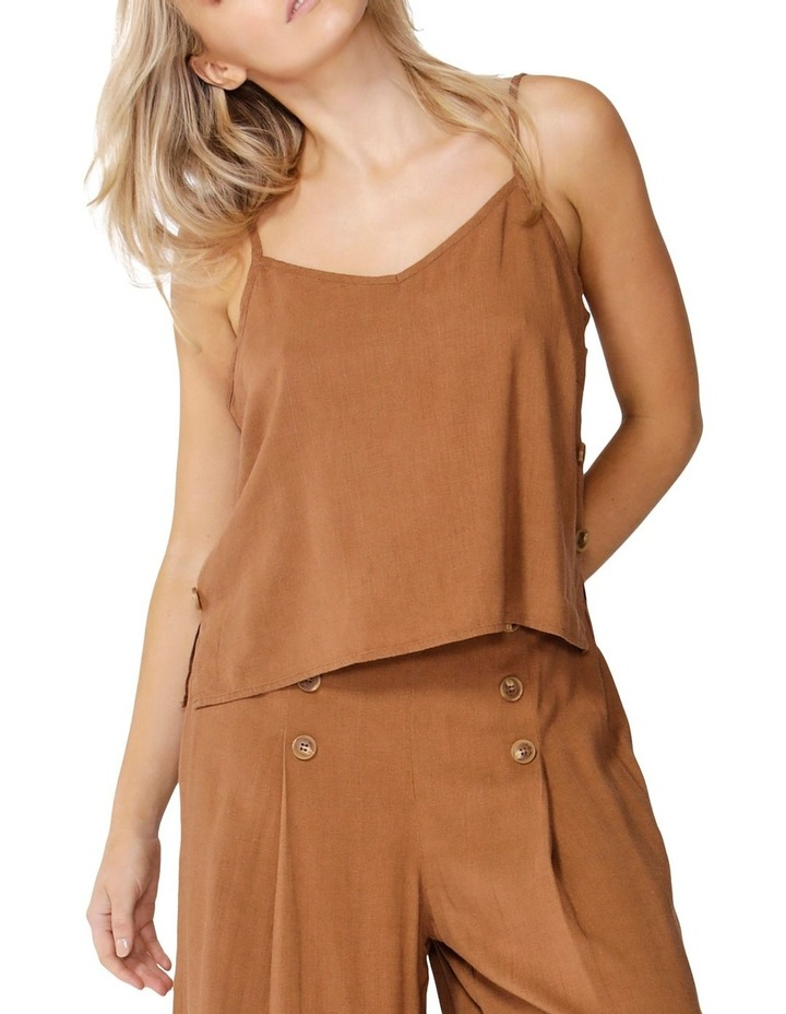 Paradising Buttoned Cami image 1