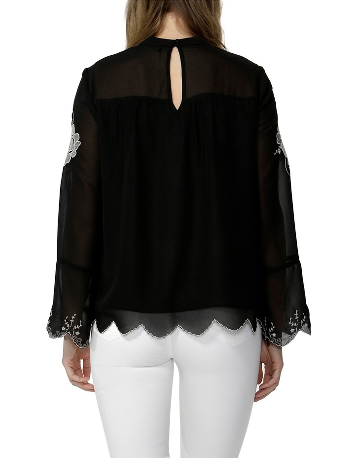 Odalia Embroidered Blouse image 2