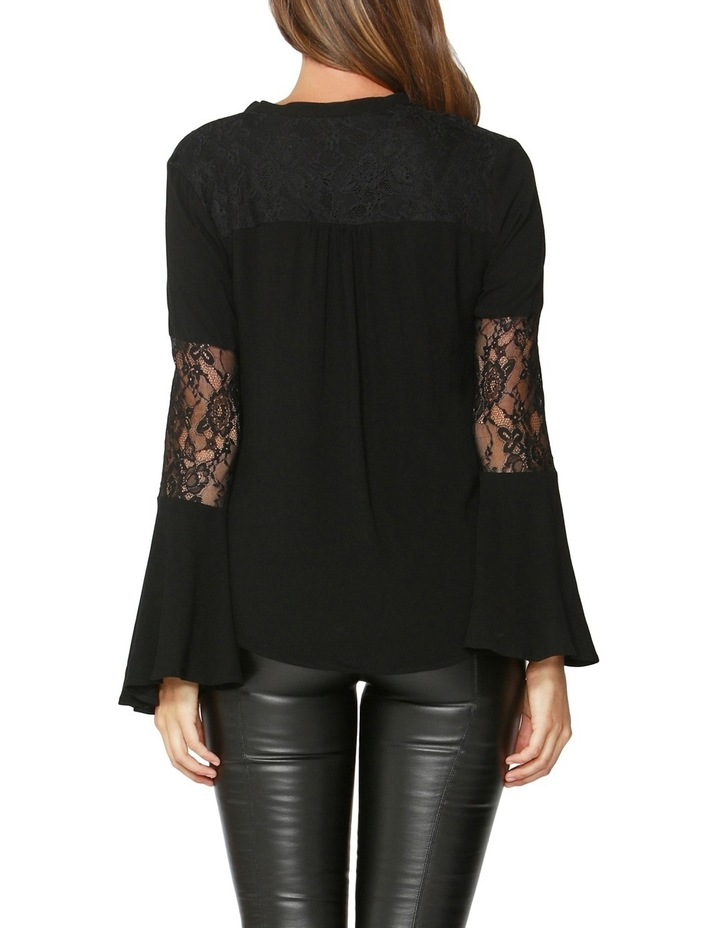 Love Lace Bell Blouse image 2