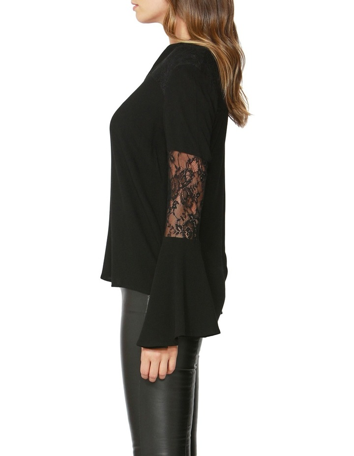 Love Lace Bell Blouse image 3