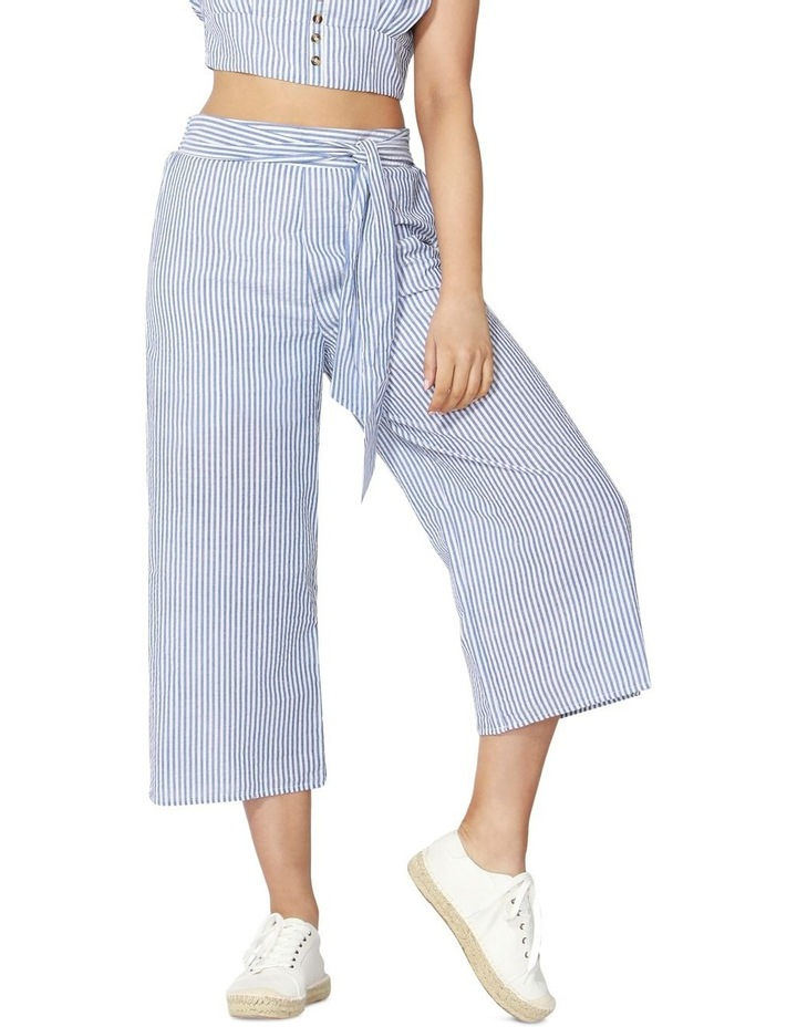 Stripe Out Tie Pant image 1