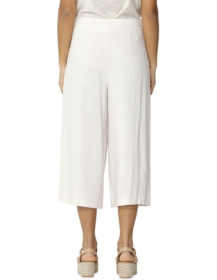 Paradising Buttoned Culottes image 3