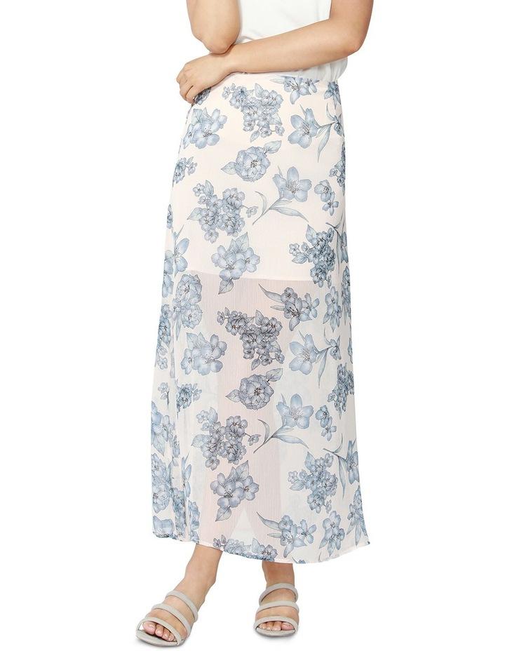 Flemington Floral Maxi Skirt image 1