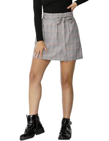 ea13fbec7c Sass Exploration Check Mini Skirt