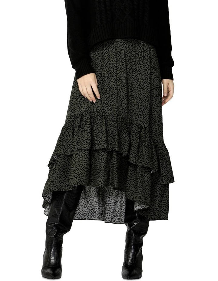 Jungle Dreams Tiered Skirt image 1