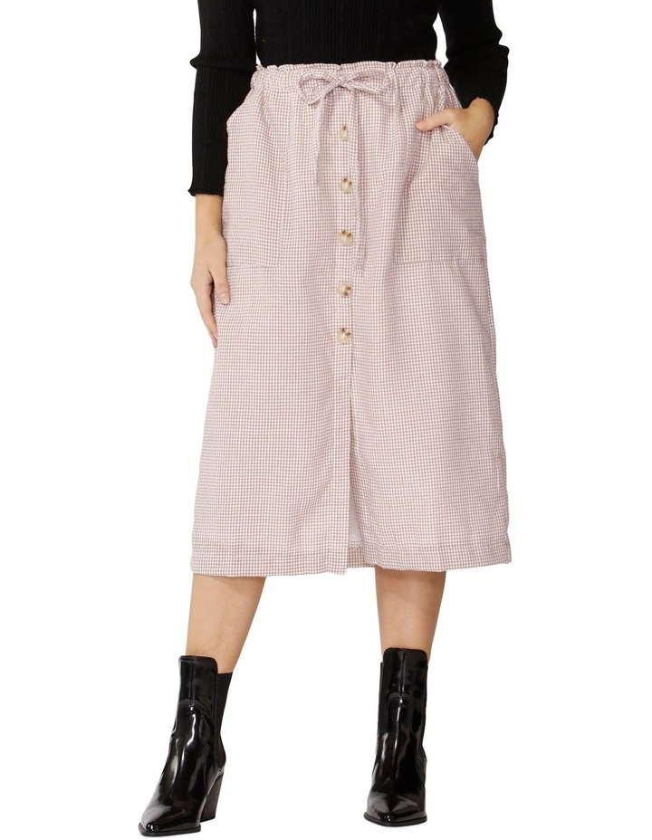 Homestead Gingham Skirt image 1