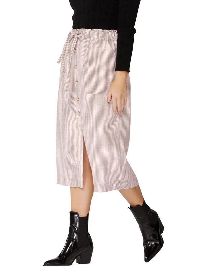 Homestead Gingham Skirt image 2