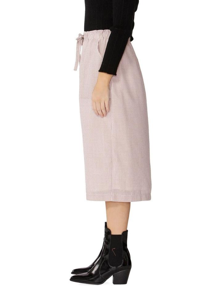 Homestead Gingham Skirt image 3