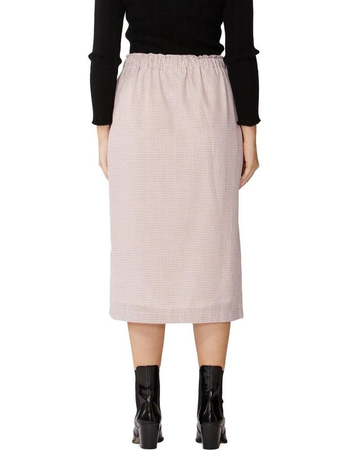 Homestead Gingham Skirt image 4