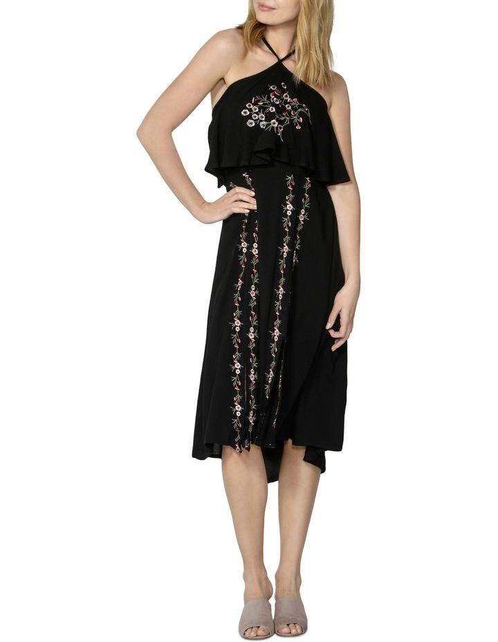 Danikah Embroidered Dress image 1