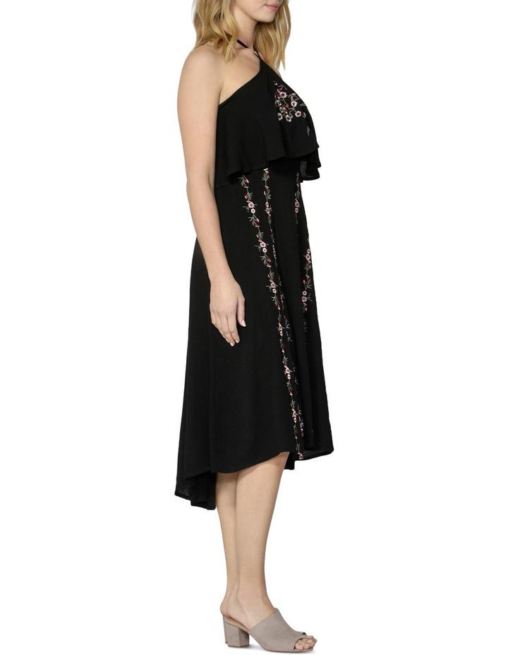 Danikah Embroidered Dress image 3
