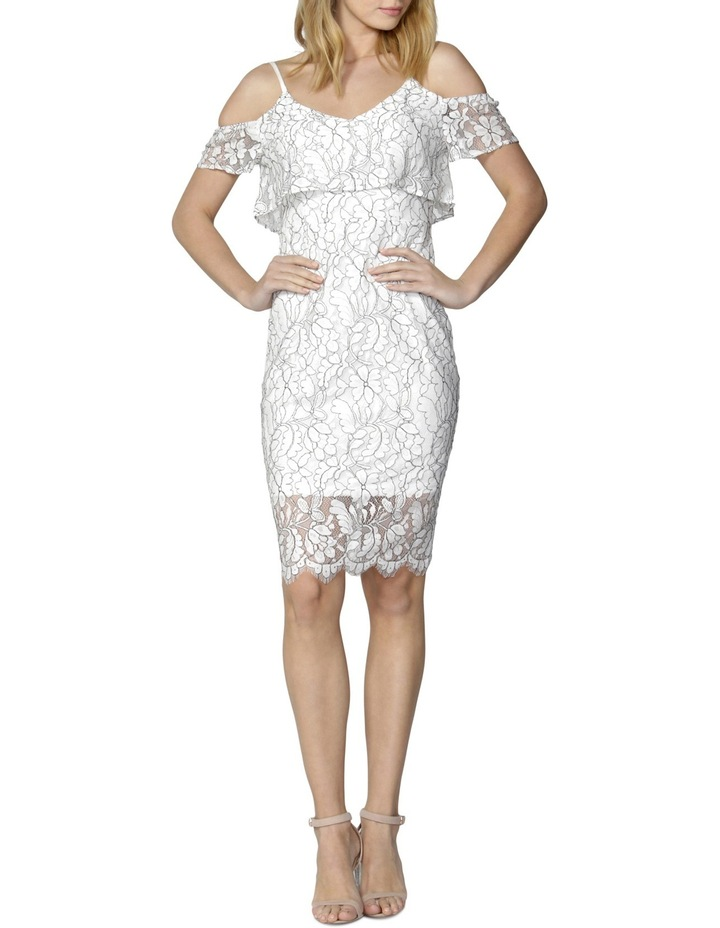 Clemence Corded Lace Dress image 1