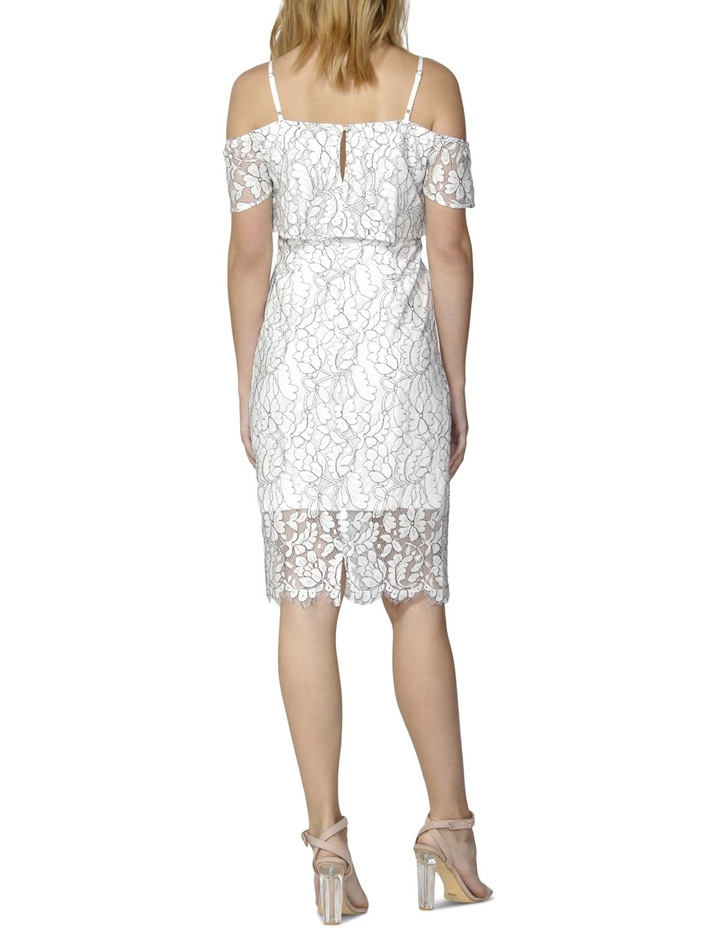 Clemence Corded Lace Dress image 2