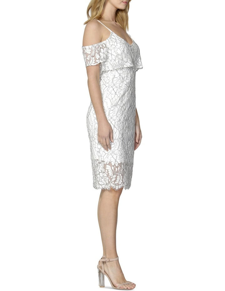 Clemence Corded Lace Dress image 3