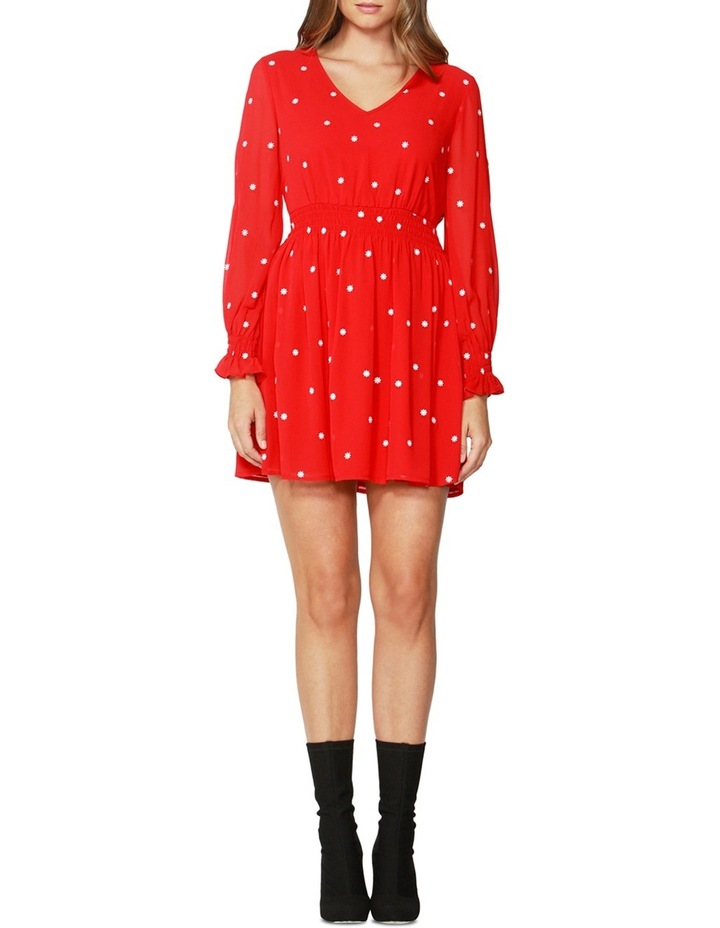Daisy Fields Embroidered Dress image 1