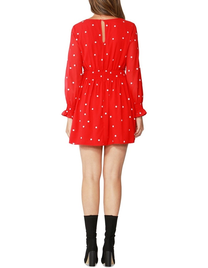 Daisy Fields Embroidered Dress image 2