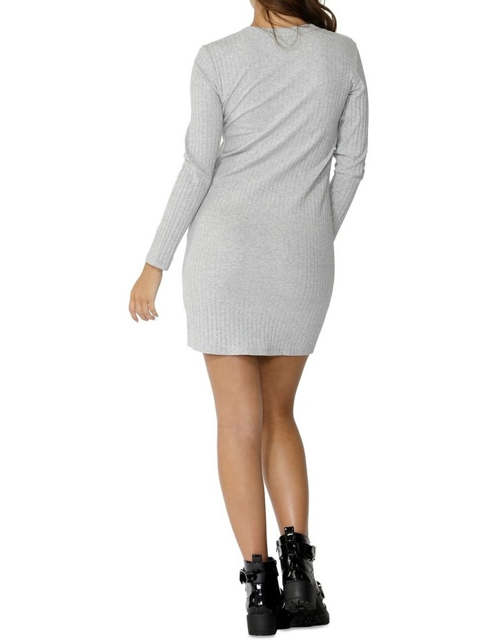 Dream Chaser Button Dress image 4