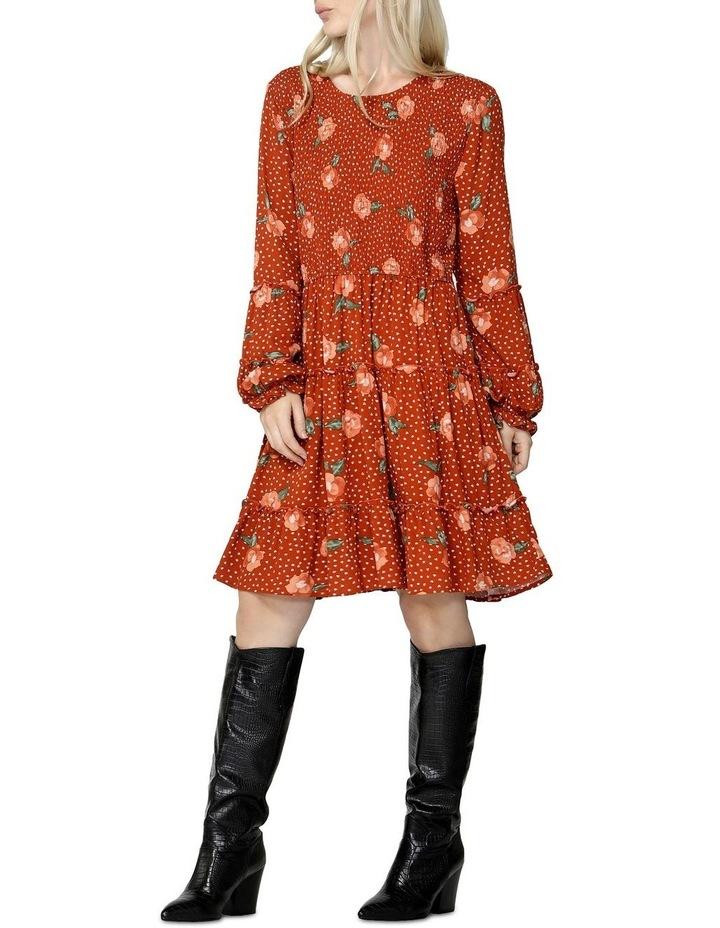 Market Days Shirred Dress image 1