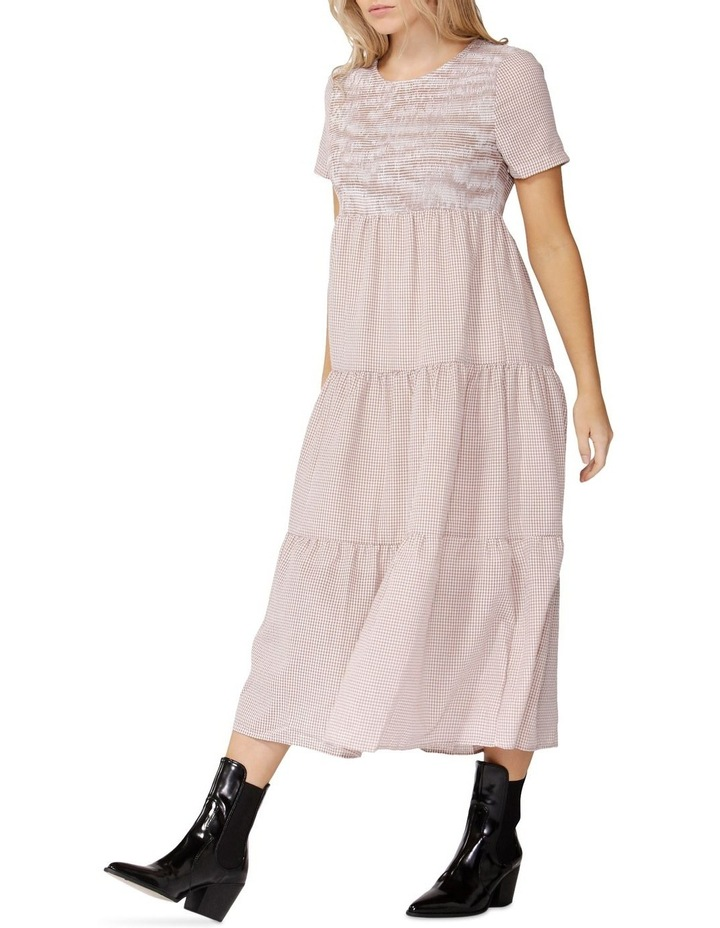 Homestead Gingham Midi Dress image 2