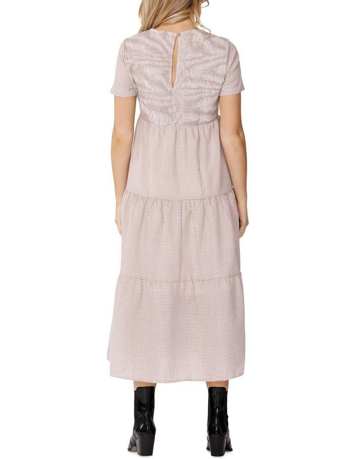 Homestead Gingham Midi Dress image 4