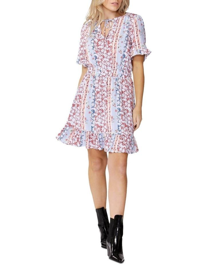 Ditzy Splice Flutter Dress image 1