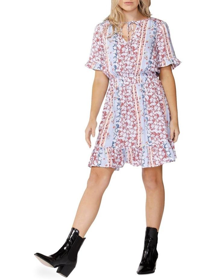 Ditzy Splice Flutter Dress image 2