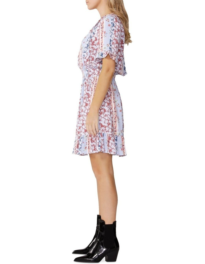 Ditzy Splice Flutter Dress image 3