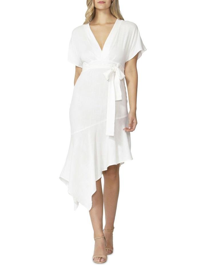 Sculpture Linen Dress image 1