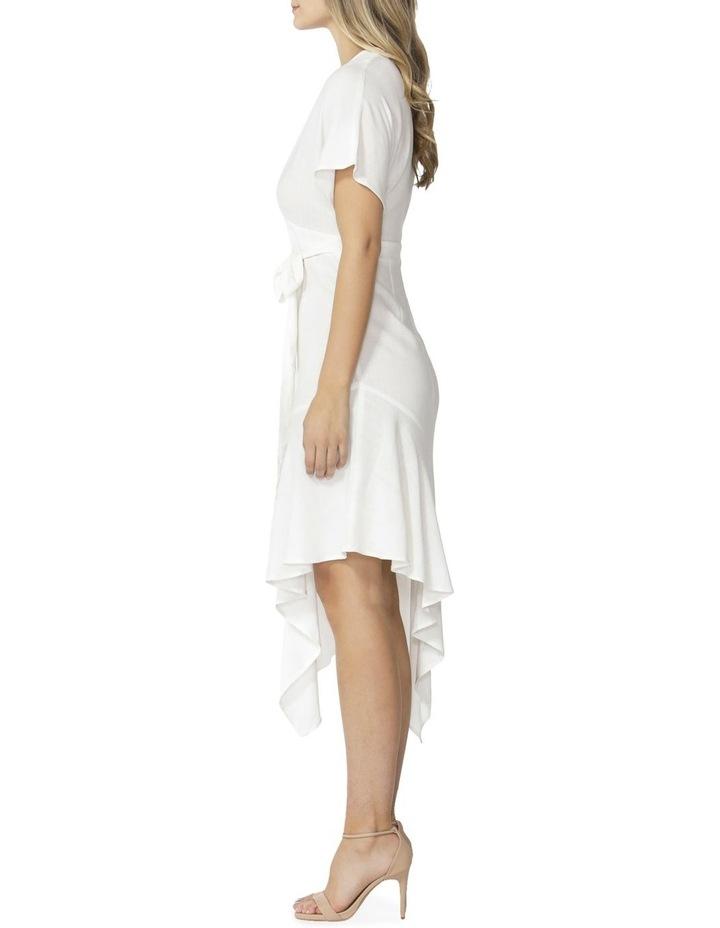Sculpture Linen Dress image 2