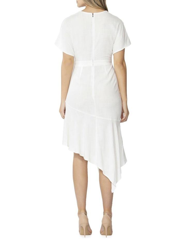 Sculpture Linen Dress image 3