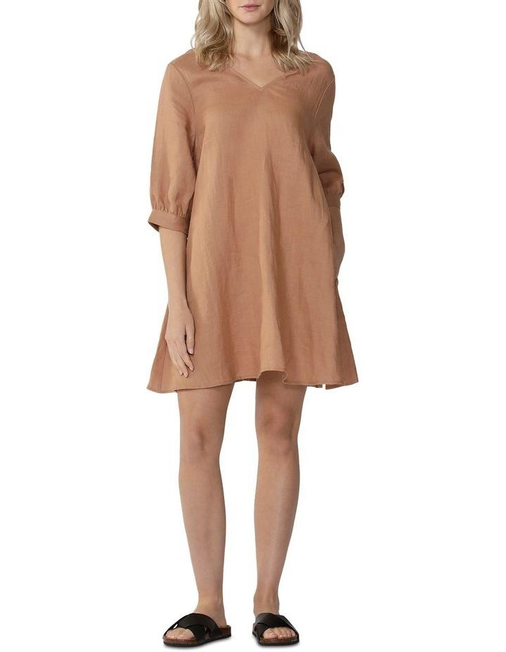 Alberte 3/4 Sleeve Dress image 1