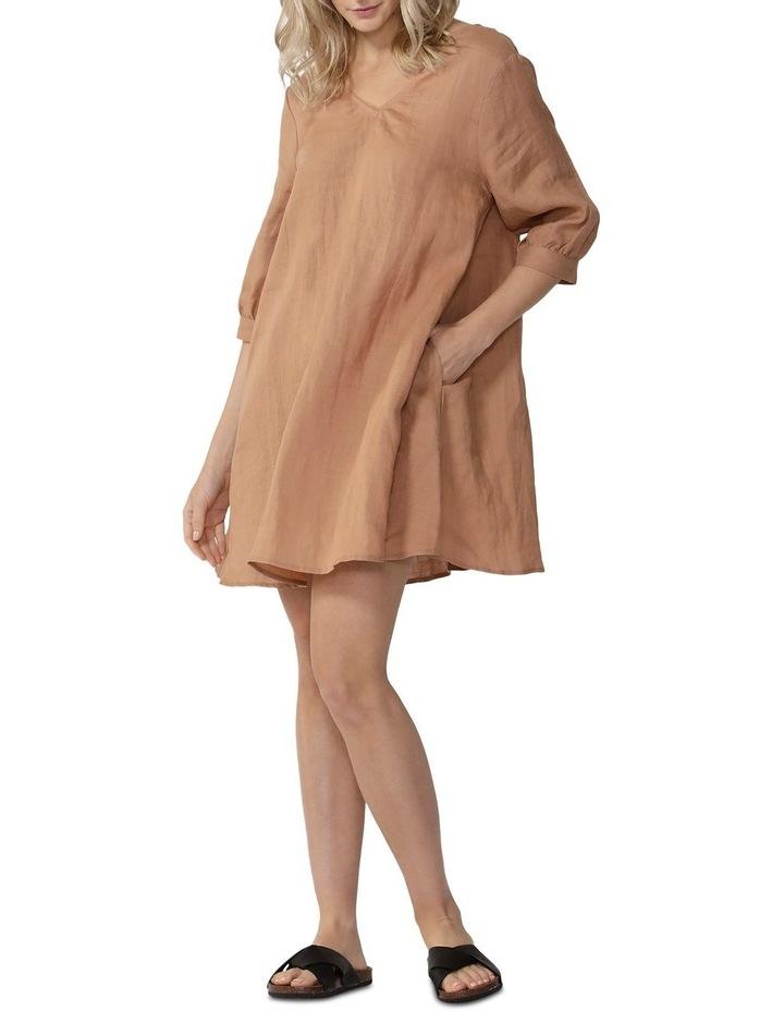 Alberte 3/4 Sleeve Dress image 2
