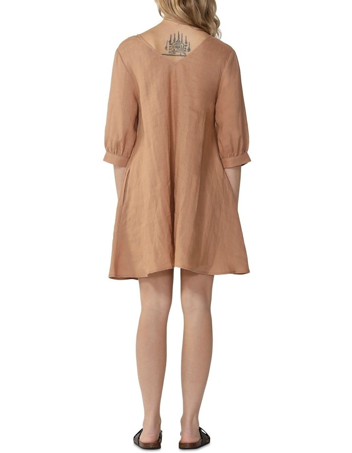 Alberte 3/4 Sleeve Dress image 4