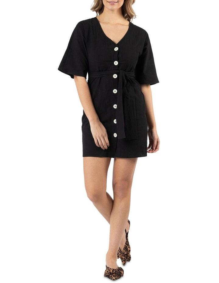 Ellika Button Front Dress image 1