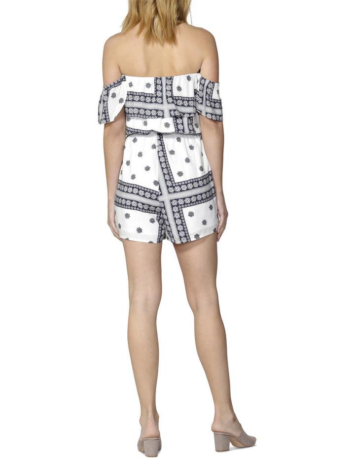 Amalfi Ruffle Sleeve Playsuit image 2