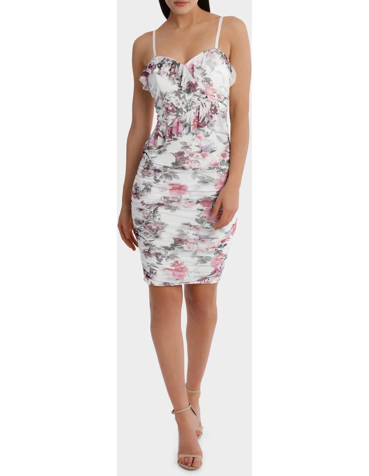 Wx Marker Printed Cami Dress image 1