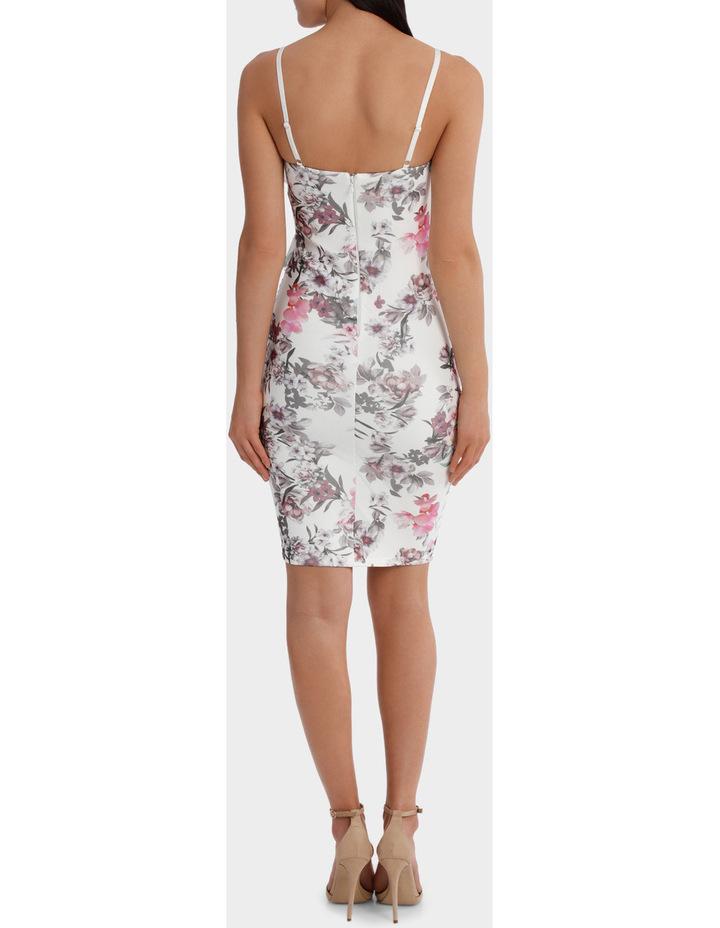 Wx Marker Printed Cami Dress image 3