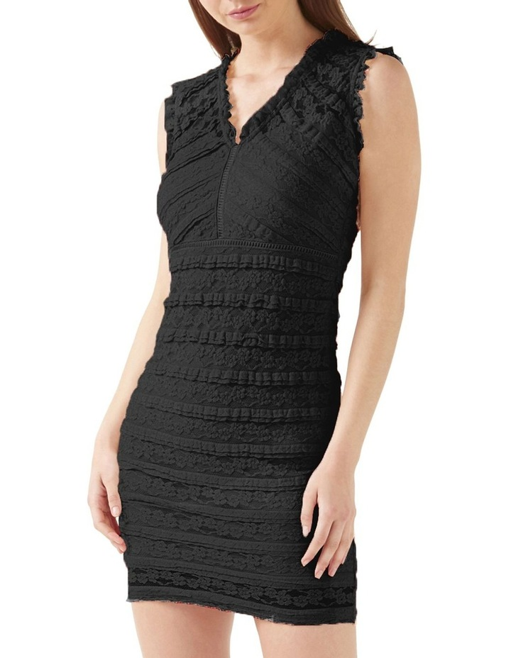 Ruffle Bodycon Dress image 1