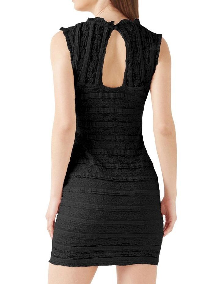Ruffle Bodycon Dress image 2