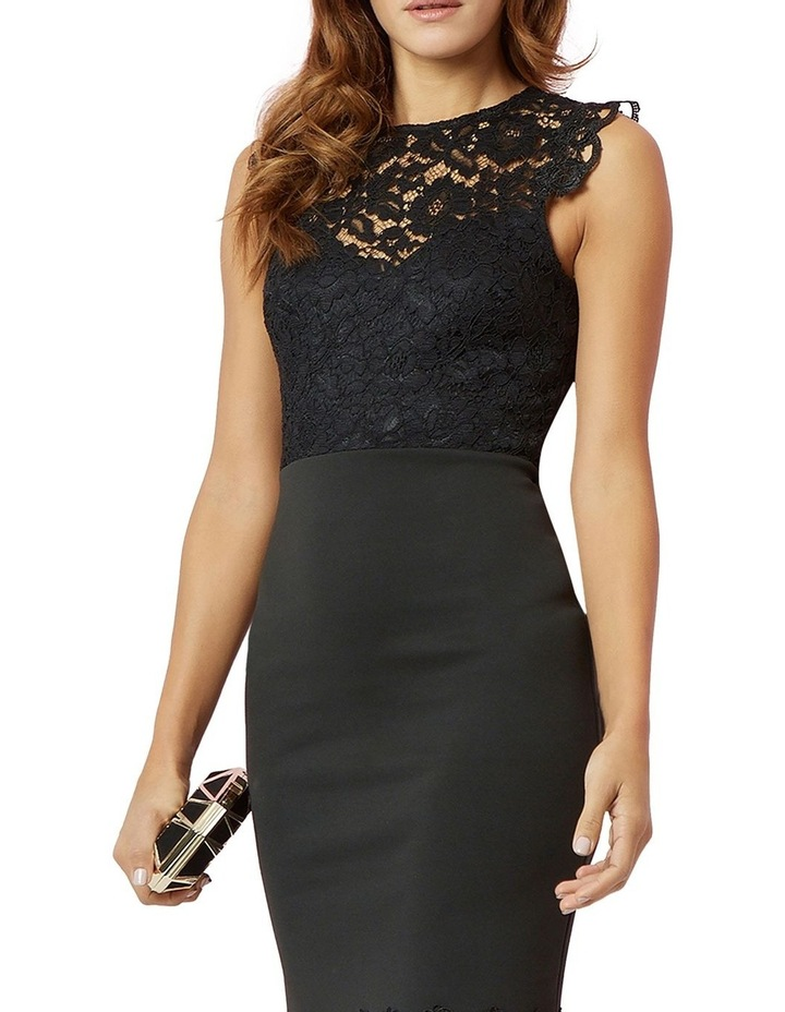 Lace Top Bodycon image 2